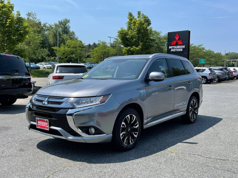 2018 Mitsubishi Outlander PHEV for sale at Midstate Auto Group in Auburn MA