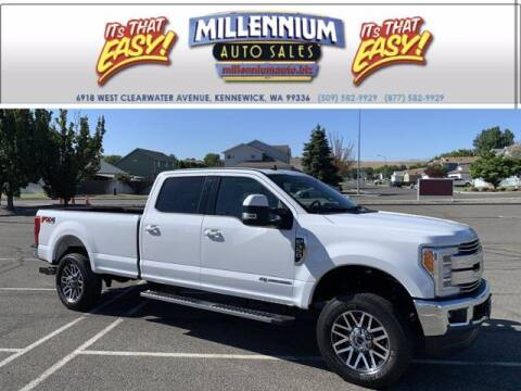 2019 Ford F-350 Super Duty for sale at Millennium Auto Sales in Kennewick WA