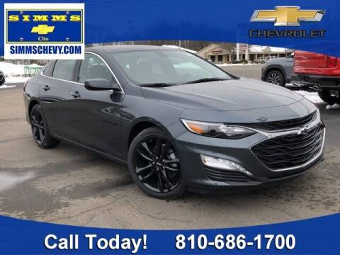 2021 Chevrolet Malibu for sale at Aaron Adams @ Simms Chevrolet in Clio MI
