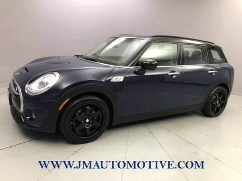 2016 MINI Clubman for sale at J & M Automotive in Naugatuck CT