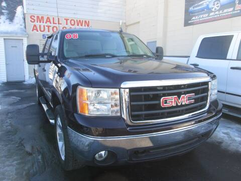 2008 GMC Sierra 1500 for sale at Small Town Auto Sales in Hazleton PA