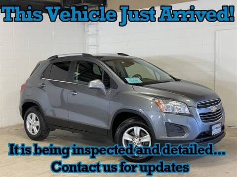 2015 Chevrolet Trax for sale at CarSwap in Sioux Falls SD