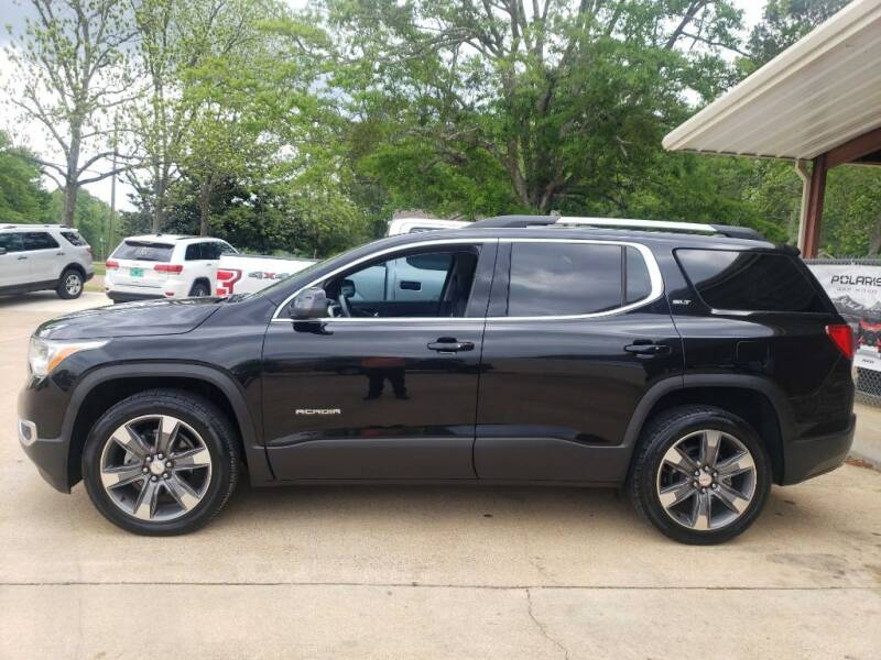 2017 GMC Acadia for sale at Crossroads Outdoor in Corinth MS