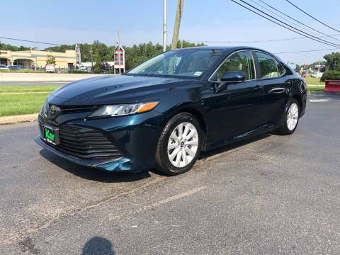 2019 Toyota Camry for sale at iCar Auto Sales in Howell NJ