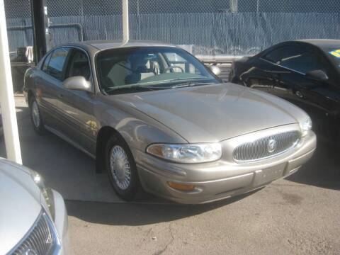 2001 Buick LeSabre for sale at Town and Country Motors - 1702 East Van Buren Street in Phoenix AZ