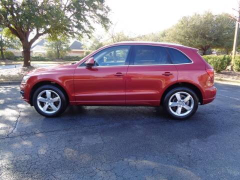 2010 Audi Q5 for sale at BALKCUM AUTO INC in Wilmington NC