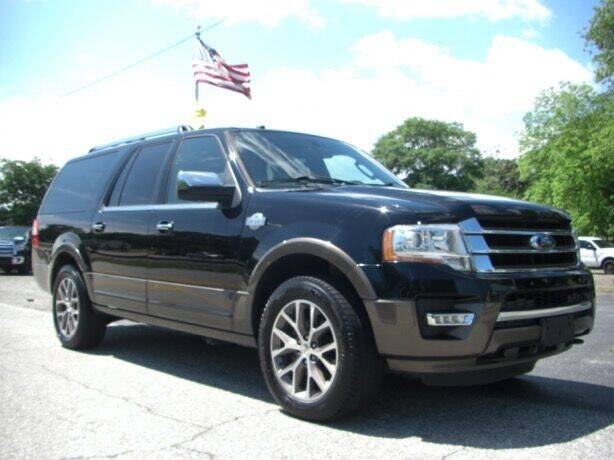 2017 Ford Expedition EL for sale at Manquen Automotive in Simpsonville SC