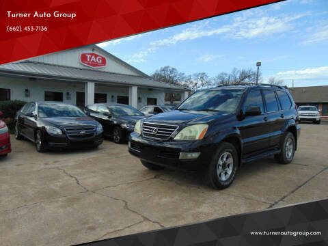 2004 Lexus GX 470 for sale at Turner Auto Group in Greenwood MS