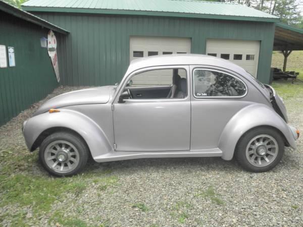 1971 Volkswagen Super Beetle for sale in Hobart, IN