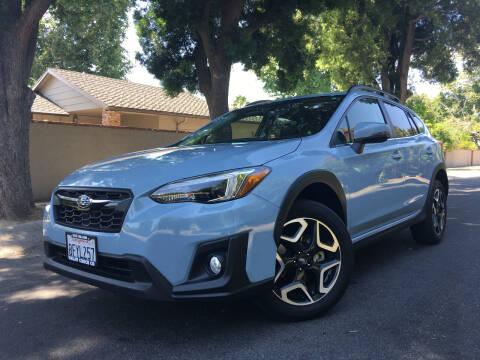 2019 Subaru Crosstrek for sale at Valley Coach Co Sales & Lsng in Van Nuys CA