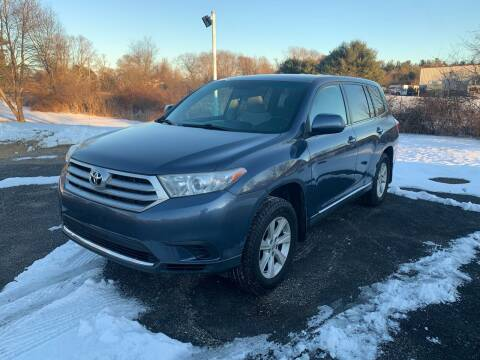 2013 Toyota Highlander for sale at Lux Car Sales in South Easton MA