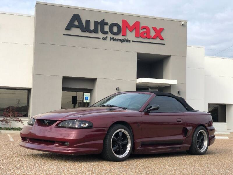 1994 Ford Mustang for sale at AutoMax of Memphis - V Brothers in Memphis TN