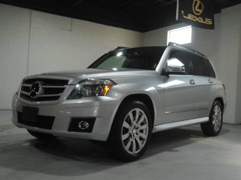 2010 Mercedes-Benz GLK for sale at Ohio Motor Cars in Parma OH