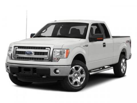 2014 Ford F-150 for sale at JEFF HAAS MAZDA in Houston TX