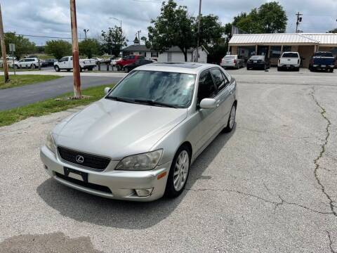 2003 Lexus IS 300 for sale at Auto Hub in Grandview MO