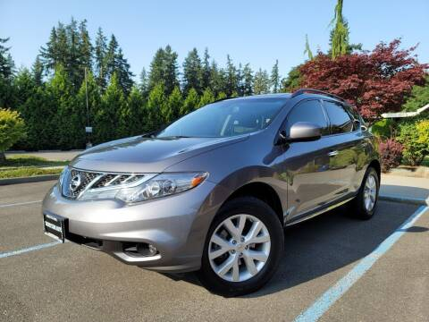 2013 Nissan Murano for sale at Silver Star Auto in Lynnwood WA