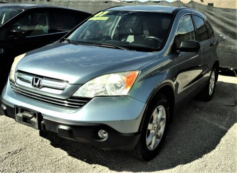 2007 Honda CR-V for sale at DESERT AUTO TRADER in Las Vegas NV