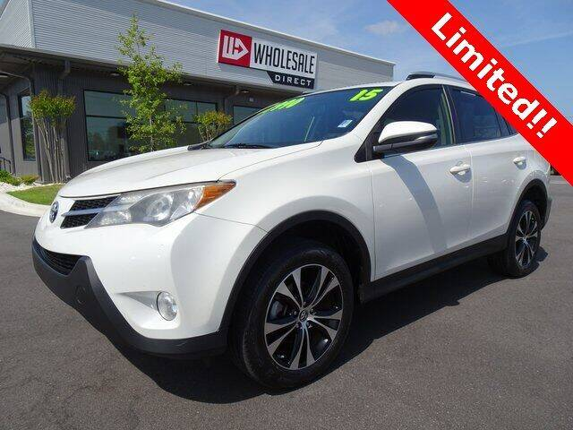 2015 Toyota RAV4 for sale at Wholesale Direct in Wilmington NC