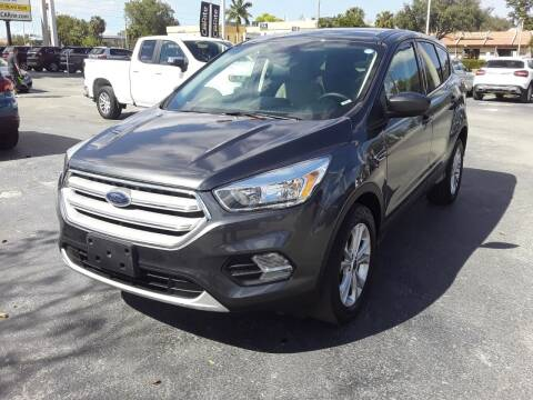 2019 Ford Escape for sale at YOUR BEST DRIVE in Oakland Park FL