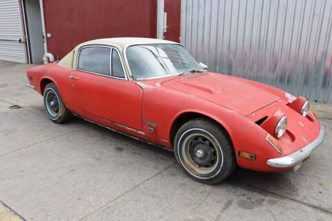 1973 Lotus Elan for sale at Gullwing Motor Cars Inc in Astoria NY