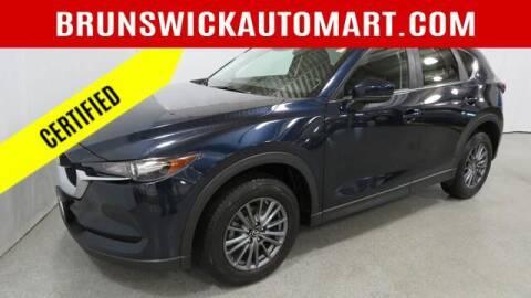 2017 Mazda CX-5 for sale at Brunswick Auto Mart in Brunswick OH