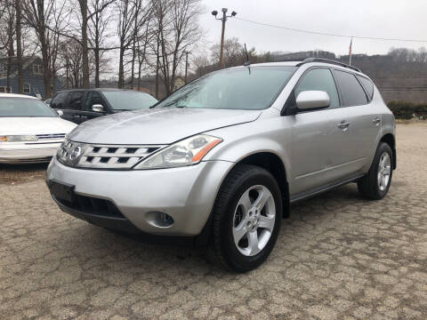 2005 Nissan Murano for sale at Used Cars 4 You in Serving NY