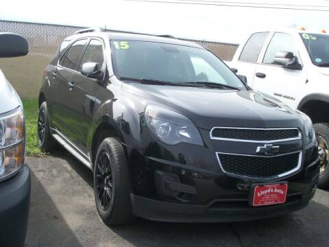 2015 Chevrolet Equinox for sale at Lloyds Auto Sales & SVC in Sanford ME