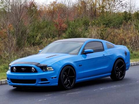 2013 Ford Mustang for sale at R & R AUTO SALES in Poughkeepsie NY