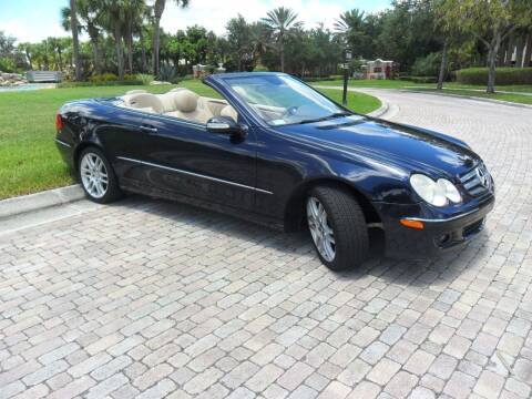 2008 Mercedes-Benz CLK for sale at AUTO HOUSE FLORIDA in Pompano Beach FL