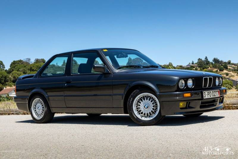 1988 BMW 3 Series for sale at 415 Motorsports in San Rafael CA