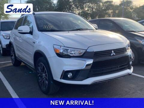 2017 Mitsubishi Outlander Sport for sale at Sands Chevrolet in Surprise AZ