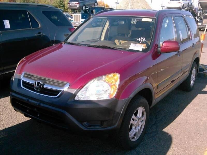 2004 Honda CR-V for sale at BILLYS AUTO CENTER in Vincentown NJ