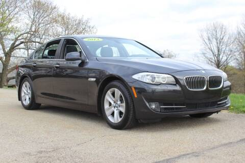 2013 BMW 5 Series for sale at Harrison Auto Sales in Irwin PA