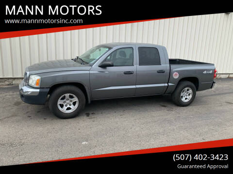 2005 Dodge Dakota for sale at MANN MOTORS in Albert Lea MN