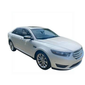2013 Ford Taurus for sale at Averys Auto Group in Lapeer MI