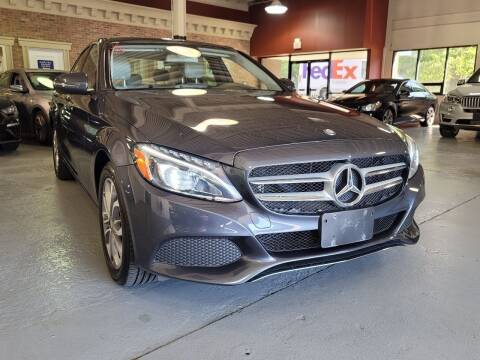 2016 Mercedes-Benz C-Class for sale at AW Auto & Truck Wholesalers  Inc. in Hasbrouck Heights NJ