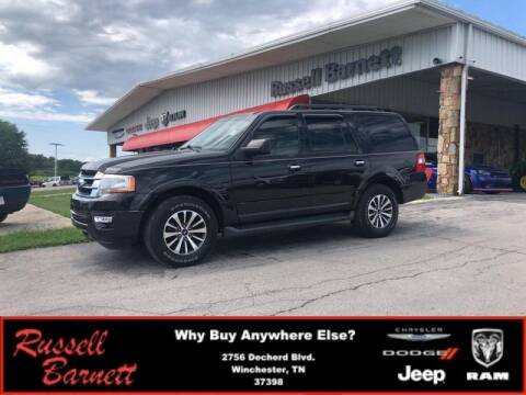 2015 Ford Expedition for sale at Russell Barnett Chrysler Dodge Jeep Ram in Winchester TN