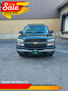 2006 Chevrolet Avalanche for sale at Shamrock Auto Brokers, LLC in Belmont NH