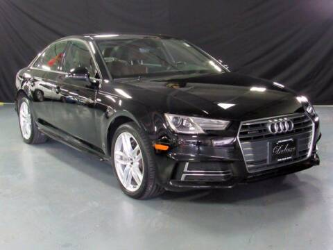 2017 Audi A4 for sale at DeluxeNJ.com in Linden NJ