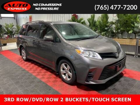 2020 Toyota Sienna for sale at Auto Express in Lafayette IN