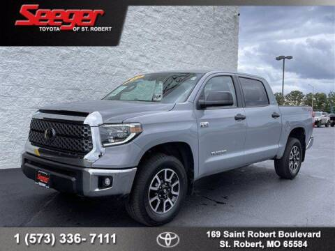 2020 Toyota Tundra for sale at SEEGER TOYOTA OF ST ROBERT in Saint Robert MO