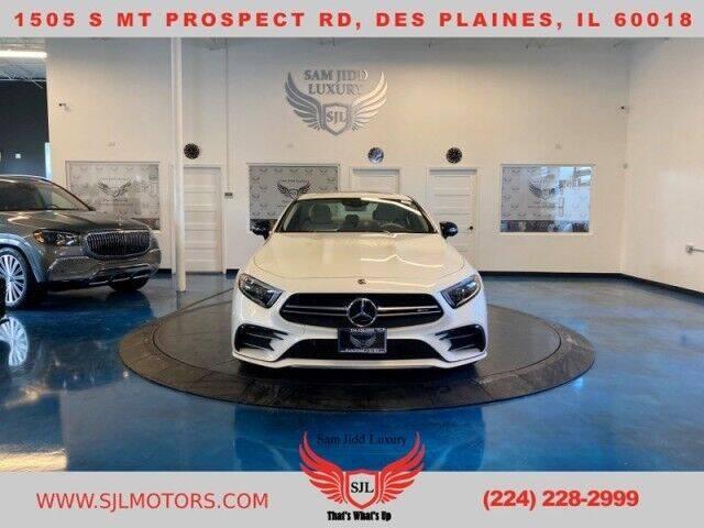 2020 Mercedes-Benz CLS for sale in Des Plaines, IL