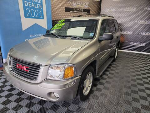 2002 GMC Envoy for sale at X Drive Auto Sales Inc. in Dearborn Heights MI