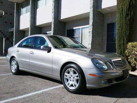 2005 Mercedes-Benz E-Class for sale at Nevada Credit Save in Las Vegas NV