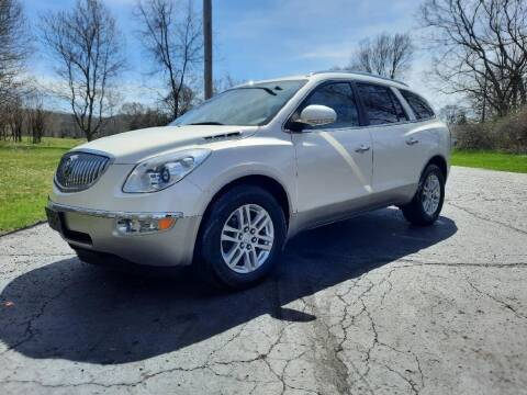 2012 Buick Enclave for sale at Moundbuilders Motor Group in Heath OH