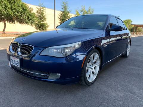 2010 BMW 5 Series for sale at 707 Motors in Fairfield CA