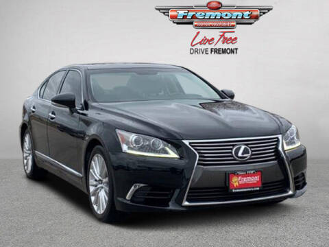 2014 Lexus LS 460 for sale at Rocky Mountain Commercial Trucks in Casper WY
