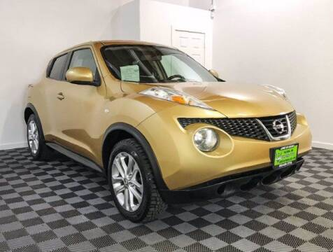 2013 Nissan JUKE for sale at Sunset Auto Wholesale in Tacoma WA