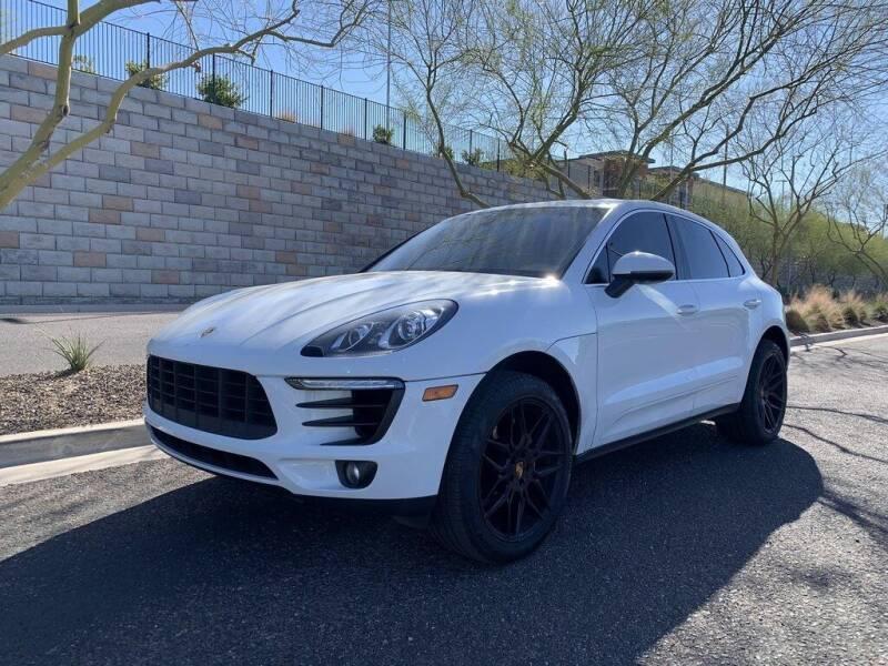 2016 Porsche Macan for sale at AUTO HOUSE TEMPE in Tempe AZ