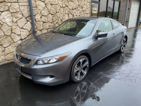 2008 Honda Accord for sale at Kars Today in Addison IL